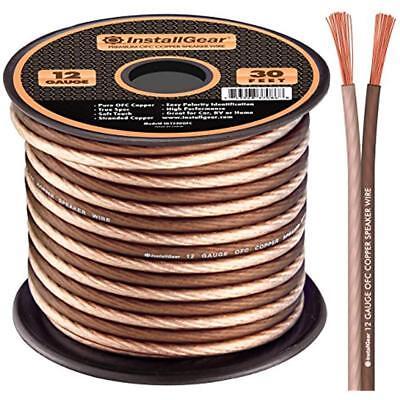 touch audio wiring 12 gauge speaker wire 99 9  oxygen free copper true spec soft  speaker wire 99 9  oxygen free copper