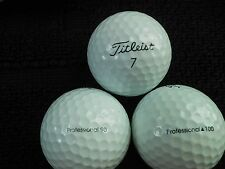 "20 TITLEIST  ""PROFESSIONAL 90/100 REFINISHED"" - Golf Balls  - ""PEARL/A"" Grades."