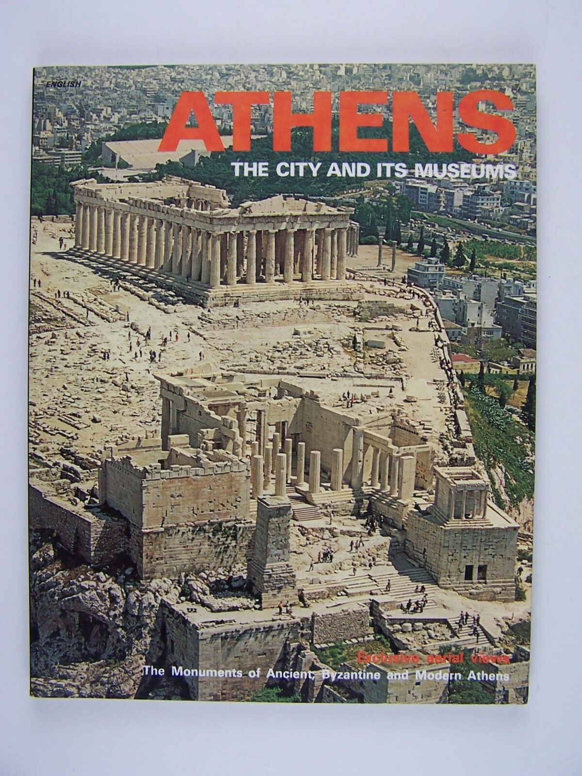 Athens the City and Its Museums Paperback by Iris Dousk