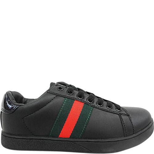 Scarpe Sneakers da Scarpe moda donna Nero Palestra Sport da da Fitness da Rosso Verde Ecopelle donna di da corsa ginnastica ginnastica fIAPAW4n