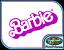 Barbie Logo Poupée B Vinyle Autocollant Voiture Van Vélo Camion Wall Art Poster fenêtre Decal