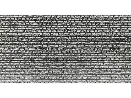 N FALLER 272651 Dekorplatte Profi Läufermauerwerk 370 x 125 x 4 mm 2 x
