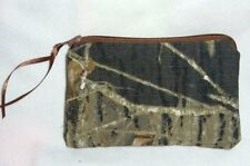 Mossy Oak Break up Real Tree Camo Camouflage Coin Purse Bag Redneck Country Chic