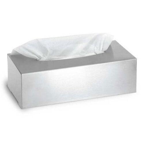 BLOMUS Stainless Steel Nexio Tissue Holder Refillable Box Bath Home Office 66653