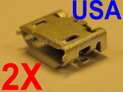 Lot of Micro USB Charging Charger Port for JBL Bluetooth Speaker Many Models USA