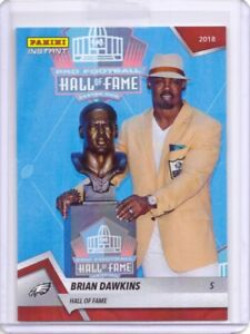 2018-Panini-Instant-8-Brian-Dawkins-Hall-of-Fame-Football-Card-Only-86-made