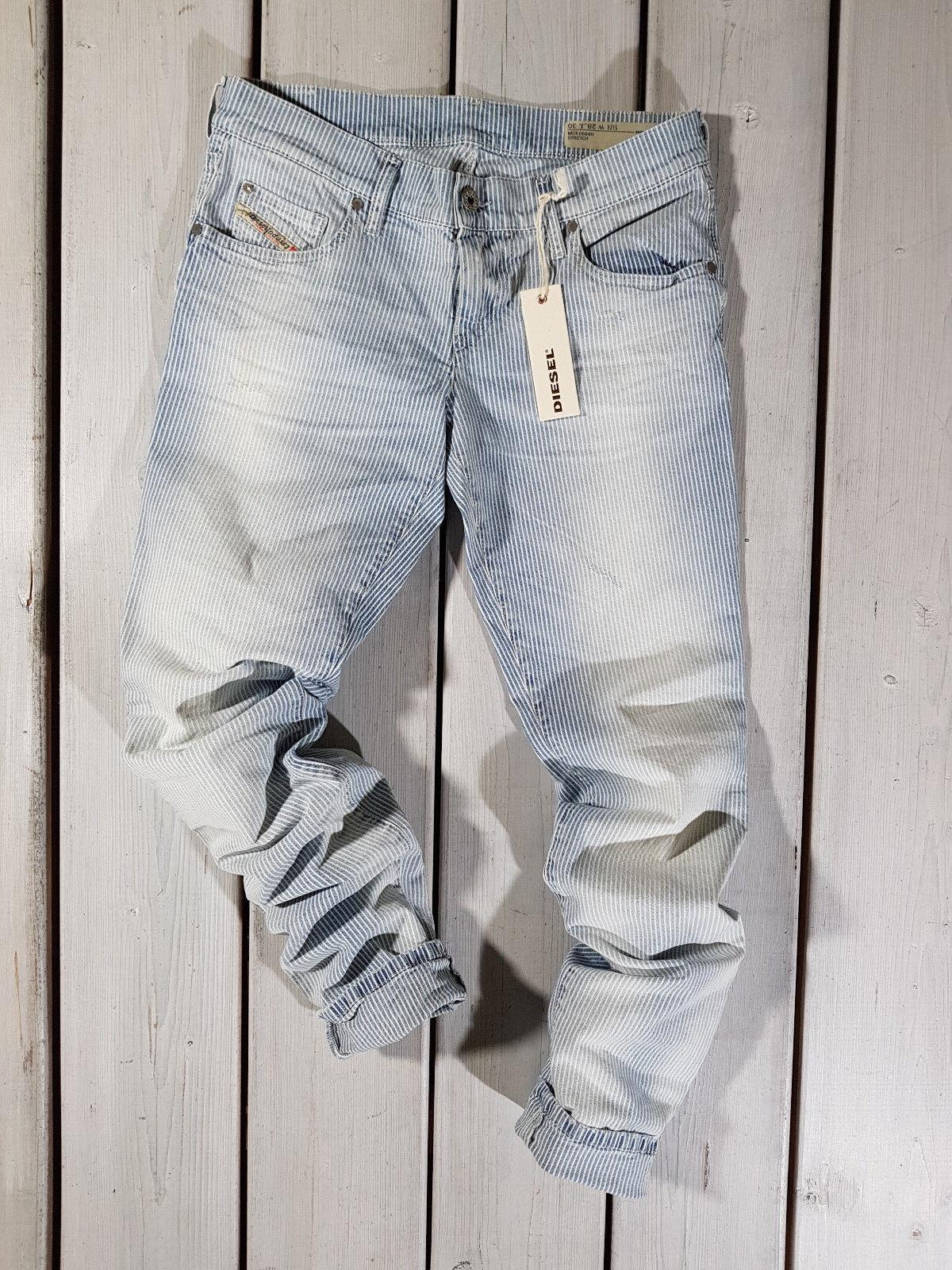 Precio recomendado de venta    176 NUEVO DIESEL para mujeres JEANS Grupee 0664 H Super Slim Skinny bajo despojado a78a38