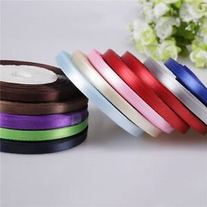 Single-Sewing-Party-New-Yards-Bow-5-8-Handicraft-Ribbon-Wedding-Satin