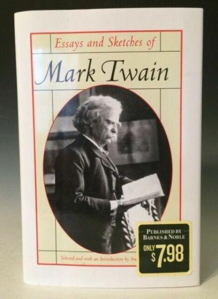 Essays by mark twain