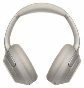 Sony-WH-1000XM3-Adjustable-On-Ear-Wireless-Headphones-Silver