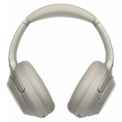 44363af6caf Sony WH-1000XM3 Adjustable On-Ear Wireless Headphones - Silver