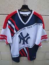 Maillot hockey baseball YANKEES NEW YORK n°78 shirt CMP MLB vintage S