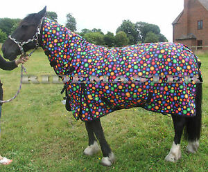 Image Is Loading 100g Combo Bubble Turnout Rug All Sizes 4