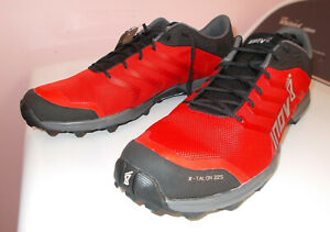 5cfdd41deed9f Details about INOV-8 - X-Talon 225 Off-Road Trail Running Shoes NEW US  Men's size 13 Red/Black