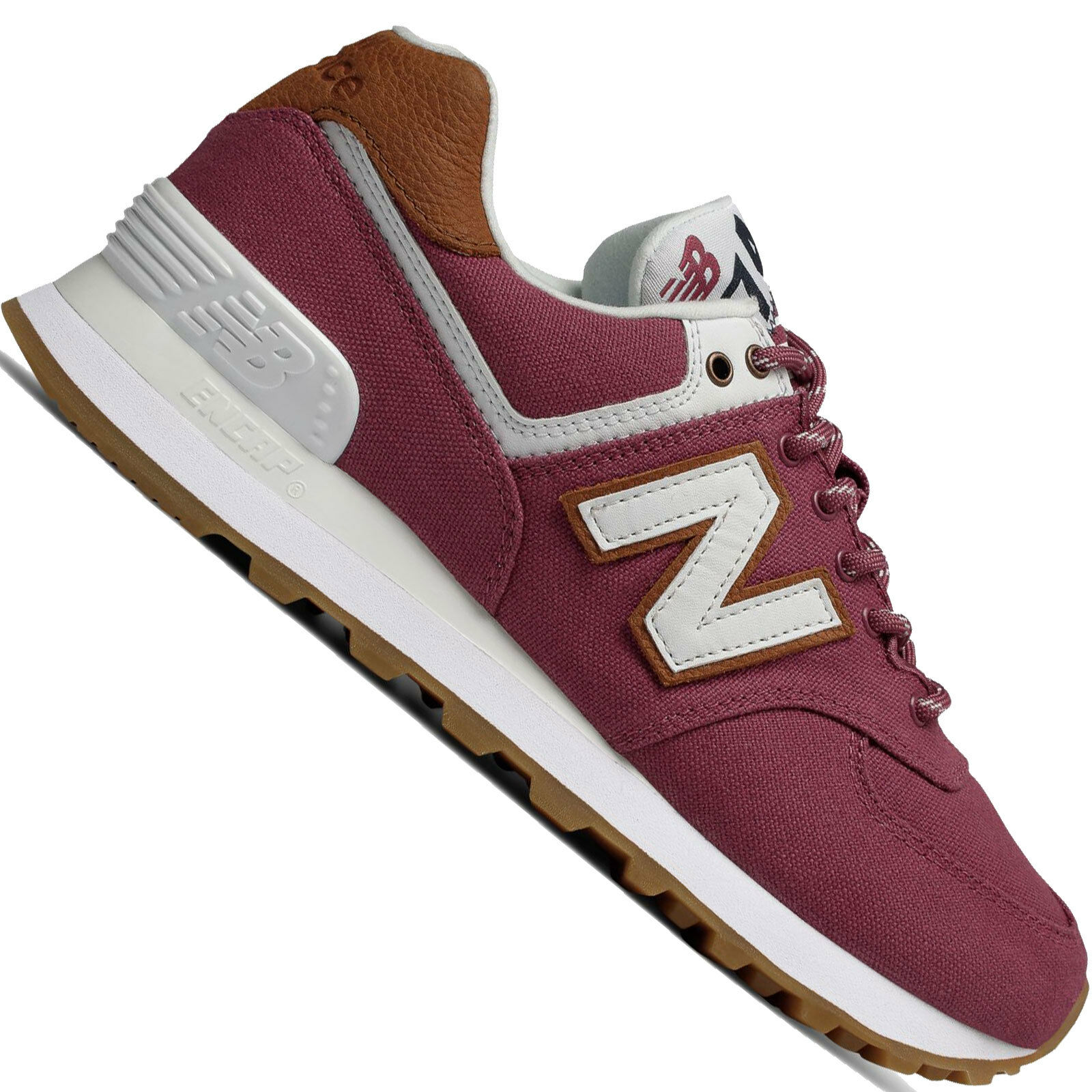 New Balance 574 Women's Textile Sneakers Textile Women's Canvas Trainers Sports Shoes 3eff56