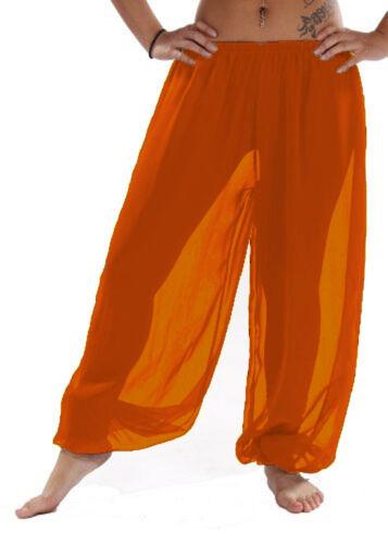 Women Chiffon Harem Pant For Belly Dancing Women Long BOHO Aladdin Harem Pant