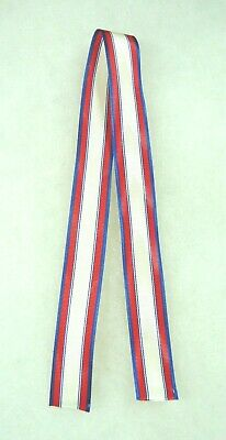 Attorney General Excellence in Law Enforcement Medal ribbon 12 inches 1 foot
