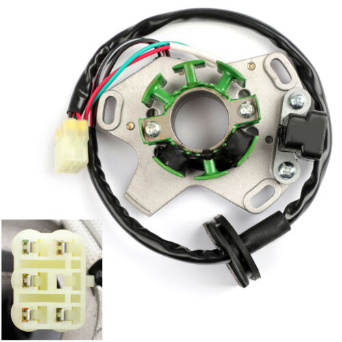 Stator For Suzuki RM125 RM 125 2002 2003 2004 OEM Repl. 32101-36F10 RM125  UA