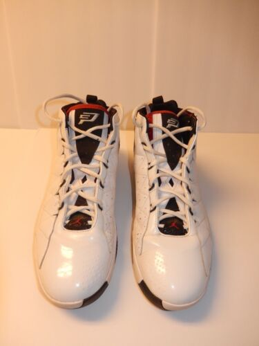 Jordan Nike blanco ii Shoes varsity Air 342944 164 Chris negro Cp3 rojo Paul IIq5w