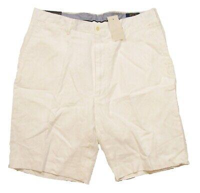 Men/'s Polo Ralph Lauren BIG /& TALL Classic Fit Marlin Sailfish Fish Linen Shorts