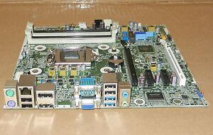 Details about HP Elitedesk 800 G1 SFF Motherboard 796108-001 Lga1150 Socket  H3
