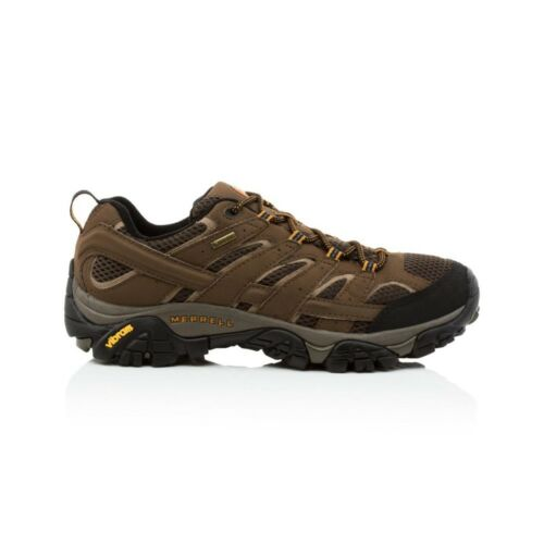 Merrell Moab 2 GTX Wide 2E Men's Hiking Shoe Earth