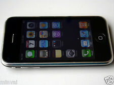Apple iPhone 3G A1241 8GB Black AT&T Locked Smartphone Cell Phone MB702LL MB046L
