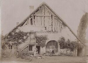 Chalet-de-la-Croix-Dents-du-Midi-Canton-du-Valais-Suisse-Vintage-citrate-c-1900