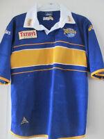 Leeds Rhinos 2000 Home Rugby League Shirt Size Adult Medium / 35454