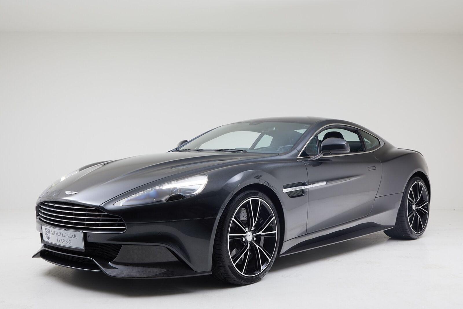 Aston Martin Vanquish 6,0 aut. 2d - 13.436 kr.