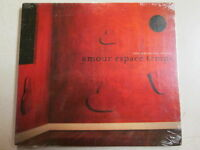 The American Static Amour Espace Temps Still Sealed 2006 8 Track Cd Rock
