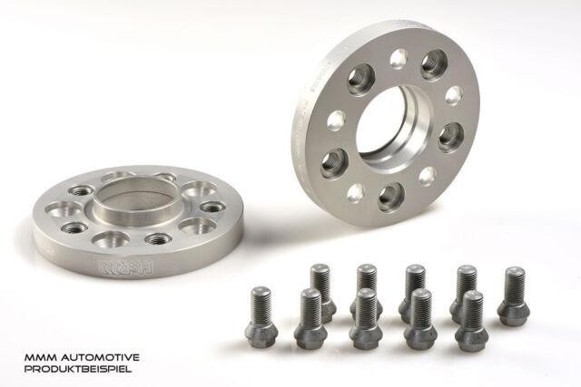 H/&R DRA Spurverbreiterung 80mm MERCEDES-BENZ SL R129 8055665 silber