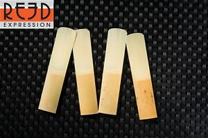 2 Reed Expression 10 Pcs Alto Eb Sax Saxophone Reeds Strength 1.5 2.5 3 //