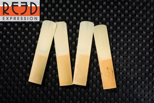 Reed Expression Bb Clarinet Reeds Strength 1.5  2  2.5  3-20 Pcs