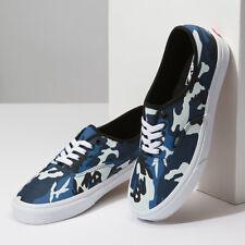 0172a1aa69cf9d item 6 Vans Authentic Pop Camo Black Dress Blues Men s Classic Skate Shoes  Size 13 -Vans Authentic Pop Camo Black Dress Blues Men s Classic Skate  Shoes Size ...