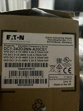 Eaton Variable Frequency Drive Dc1 342d2nn A6sce1