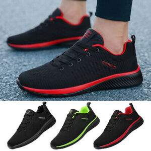 574a8eb0dcd Details about Mens Womens Shoes Fashion Casual Sports Sneakers Comfortable  Running Shoes UK
