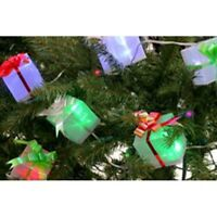 Battery Operated Christmas Gift Box Light Set