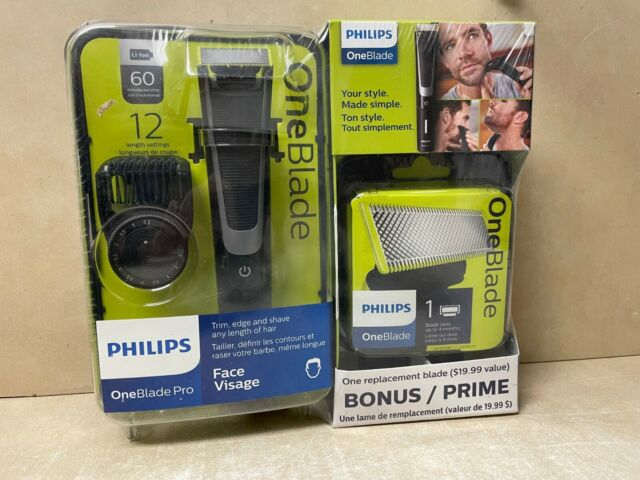 Philips Oneblade Pro Li-Ion Trimmer QP6510/20