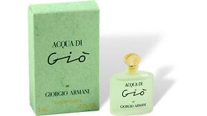 Giorgio-Armani-034-Acqua-di-Gio-034-Parfum-Miniatur-5ml-EdT-Eau-de-Toilette-mit-Box