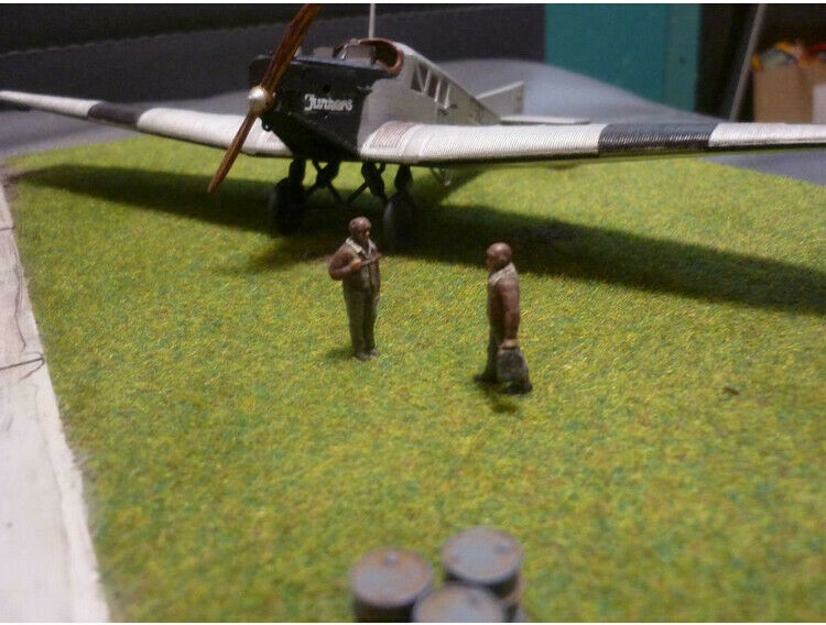 Diorama 1 72  Blechesel  Junkers F-13 (ready for take-off)