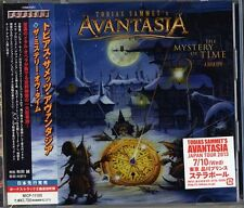 TOBIAS SAMMET'S AVANTASIA-THE MYSTERY OF TIME-JAPAN CD BONUS TRACK F75