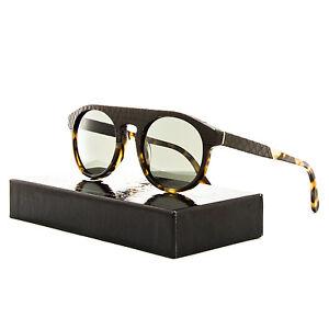 RETROSUPERFUTURE-Racer-Skins-Sunglasses-3XK-Brown-Snake-Skin-Tortoise-Havana-NEW