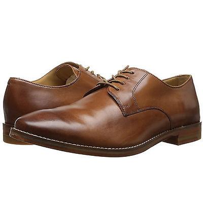 Cole Haan Mens Cambridge Plain Toe Derby Lace Up Business Casual Dress Shoes