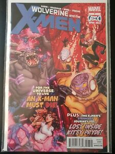 WOLVERINE-and-the-X-MEN-7-2012-MARVEL-Comics-VF-NM-Book