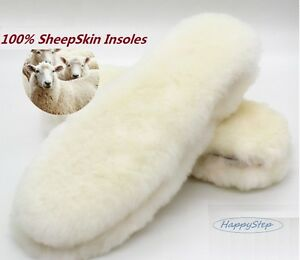 0906584f346 Details about 100%Sheepskin Insoles Replacement for UGG  Boots/EMU/RainBoots(US Men size 8)