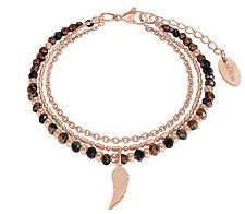 S.OLIVER Schmuck Damen-Armband Rosé 2012537