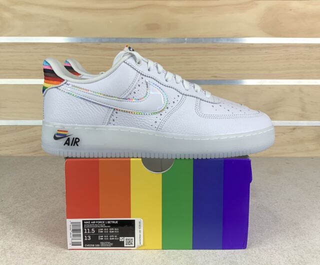 Size 11.5 - Nike Air Force 1 Low Be True 2020