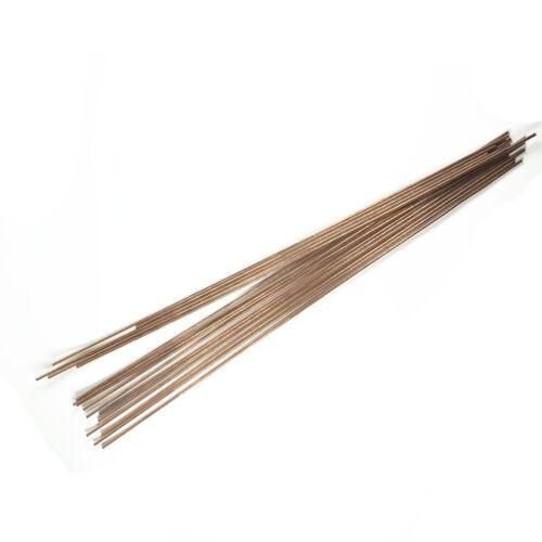 "500g 1//8/"" BCU93PRE Welding Rod Ф3.2x450mm Core Wire PRE Copper Phosphorus"