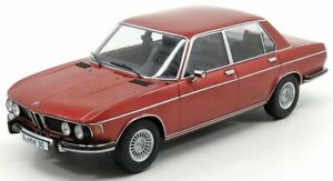 KK-SCALE BMW | 3.0S E3 MKII 1971 | RED BROWN MET